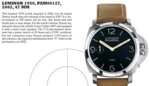 LUMINOR 1950, PAM00127